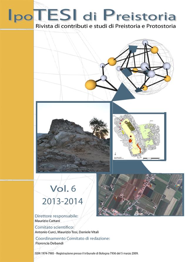 Copertina - Vol. 6 2013-2014