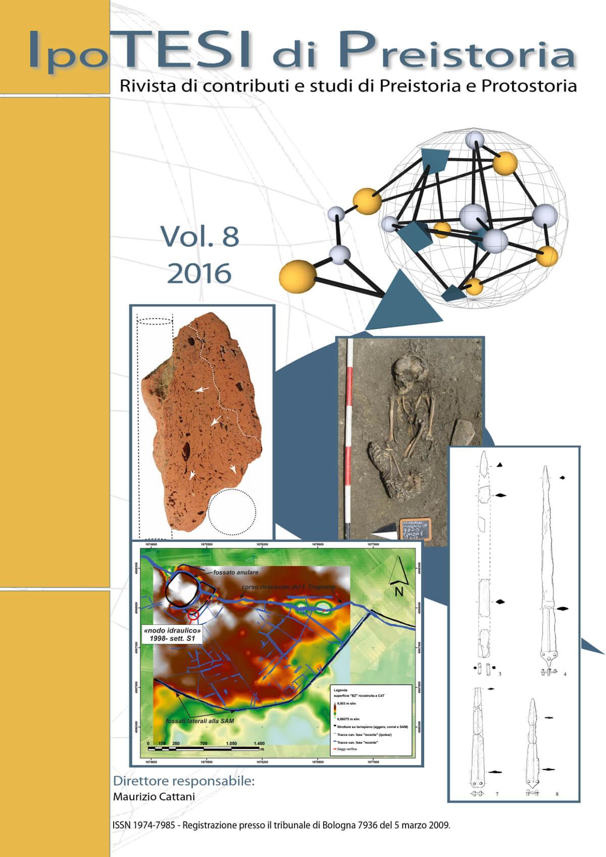 Cover vol.8 2016
